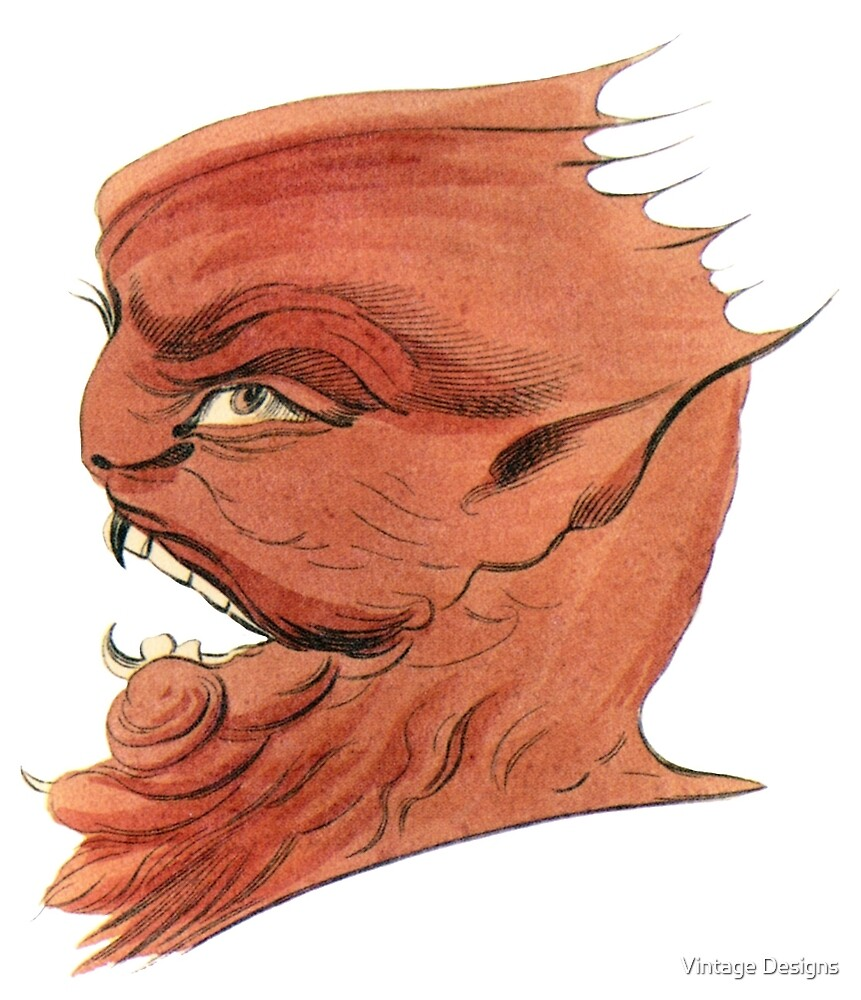 Asmodeus the king of demons by Vintage Designs