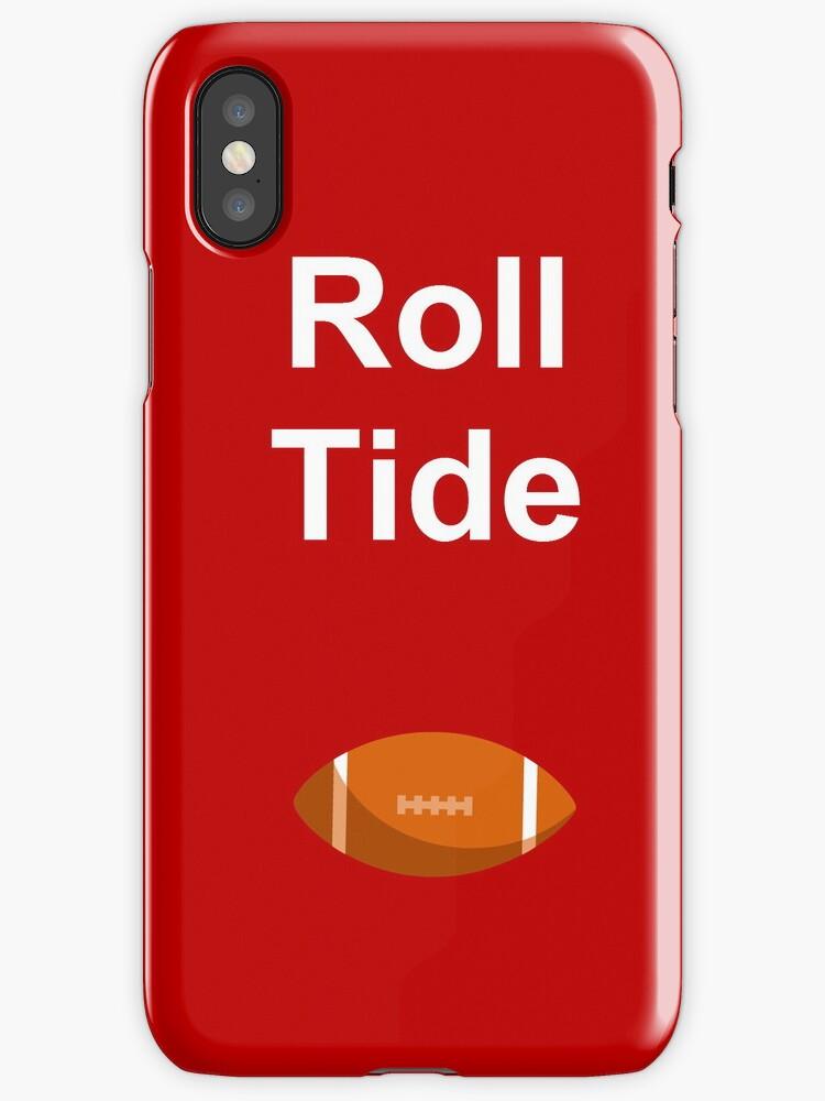 Roll Tide Football by DebbieCHayes