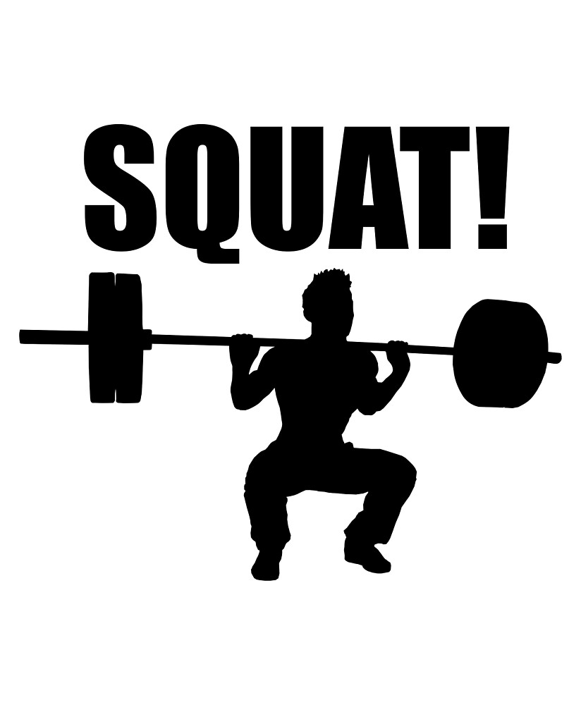 SQUAT! by feegee1