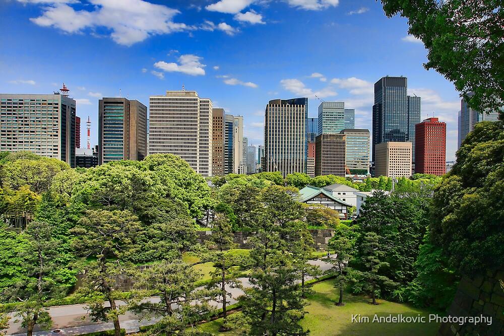 Modern Tokyo by Kim Andelkovic