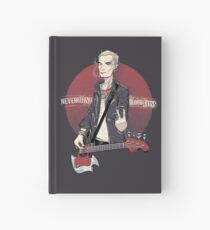 Nevermind the Blood Loss Hardcover Journal