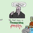 Frankenstein's monsters by mattycarpets