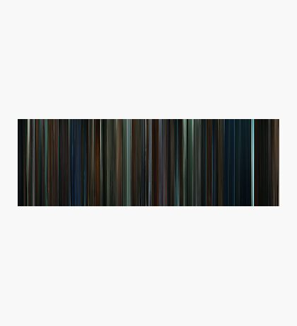 Moviebarcode: Harry Potter and the Goblet of Fire (2005) Photographic Print