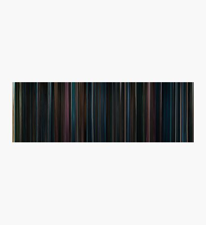 Moviebarcode: Harry Potter and the Order of the Phoenix (2007) Photographic Print