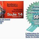 Sojie 14 Awards (The Symbolic Pride) by edy4sure