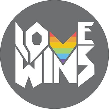 LOVE WINS by ncondemi