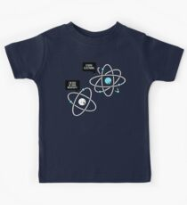 Negative Atom Kids Clothes