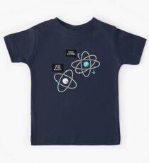 Negative Atom Kids Tee