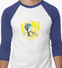 fun-love-sun Men's Baseball ¾ T-Shirt