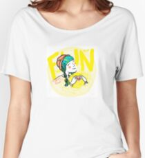 fun-love-sun Women's Relaxed Fit T-Shirt