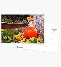 Happy Thanksgiving 2011 Postcards