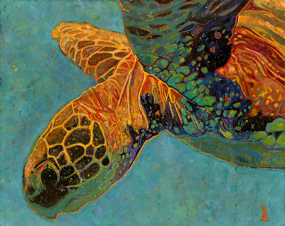 Turtle #1 by Richard Bradish Jr