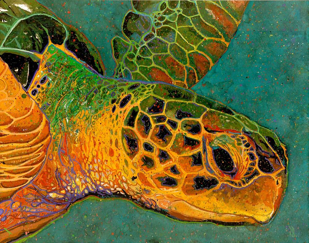 Turtle #2 by Richard Bradish Jr