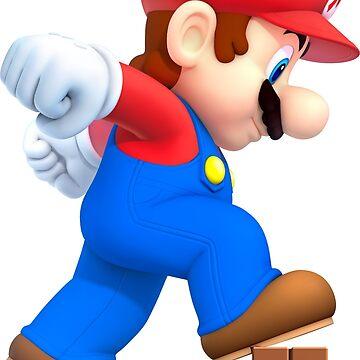 Super Mario by Sergiolb96