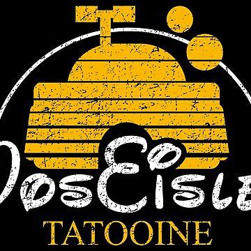 Mos Eisley - Tatooine by yol84