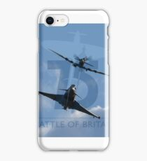 Synchro Display Team iPhone Case/Skin