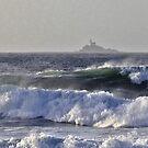 Tevennec lighthouse (2) by jean-jean