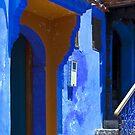 The Blue City VIII by Didi Bingham