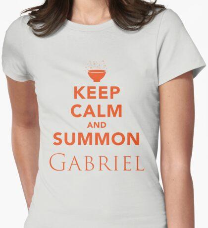 Keep Calm and Summon Gabriel [Orange] T-Shirt