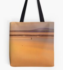 are you sure that this is where we parked the car? Tote Bag
