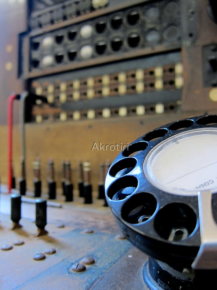 Switchboard - One moment please by Akrotiri