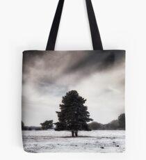 Winter in Elveden Tote Bag
