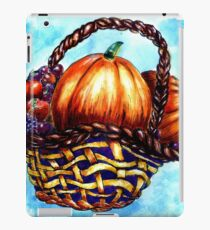 Vegetables in Basket iPad Case/Skin