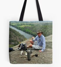 Picnic On A Hanging Rock Tote Bag