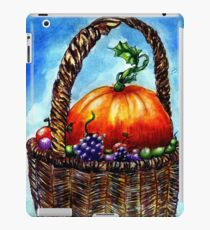 Vegetables in Basket 2 iPad Case/Skin