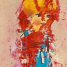Pretty doll by Thelma Van Rensburg