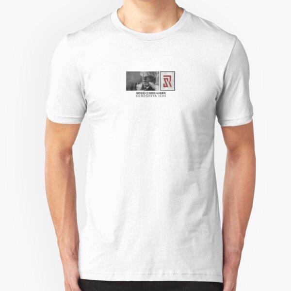 Ichi (black) Slim Fit T-Shirt