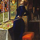 Mariana by John Everett Millais by Aconissa
