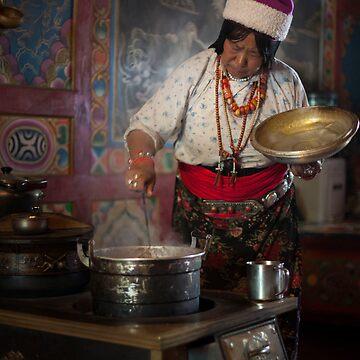 Zhuo Ma's Jiuzhaigou Home-Stay by jscott1976