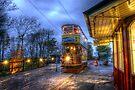 Tram 399 by Yhun Suarez