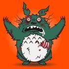 My Undead Totoro by Fanboy30