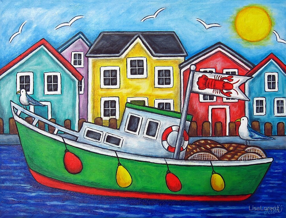 Maritime Special by LisaLorenz