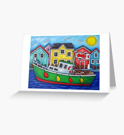 Maritime Special Greeting Card