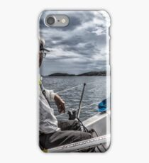 Cruising The Stockholm Archipelago iPhone Case/Skin