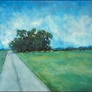 Roadside Grove by Bryon Thompson
