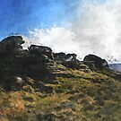 Pennine Way on Saddleworth Moor by Welshpixels