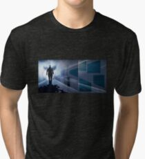 Subway1 Tri-blend T-Shirt