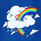 Cloud Hates Rainbow by RonanLynam