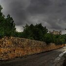 """ROAD TO VERDALA PALACE BUKETT MALTA"" by RayFarrugia"