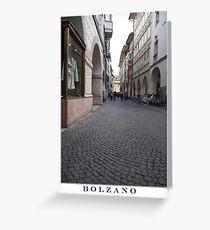 bolzano Greeting Card