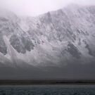 Mist over Arctic Mountains by Algot Kristoffer Peterson