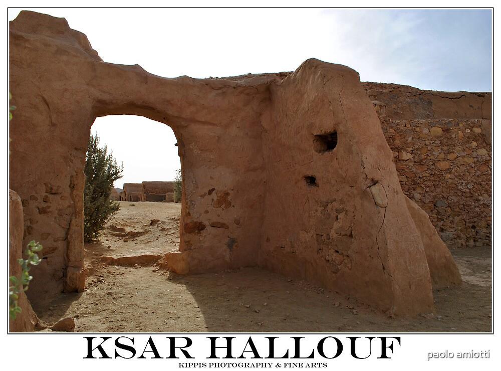 ksar hallouf by paolo amiotti