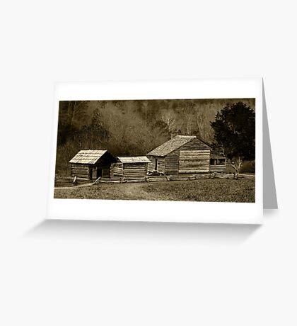 The Old Homestead II Greeting Card