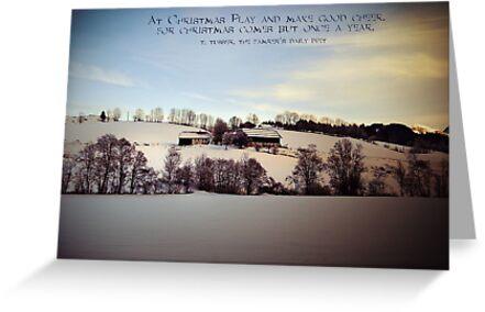 Farmer's Christmas by Sabine Jacobs