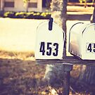 { You've got mail } I by Julia Goss