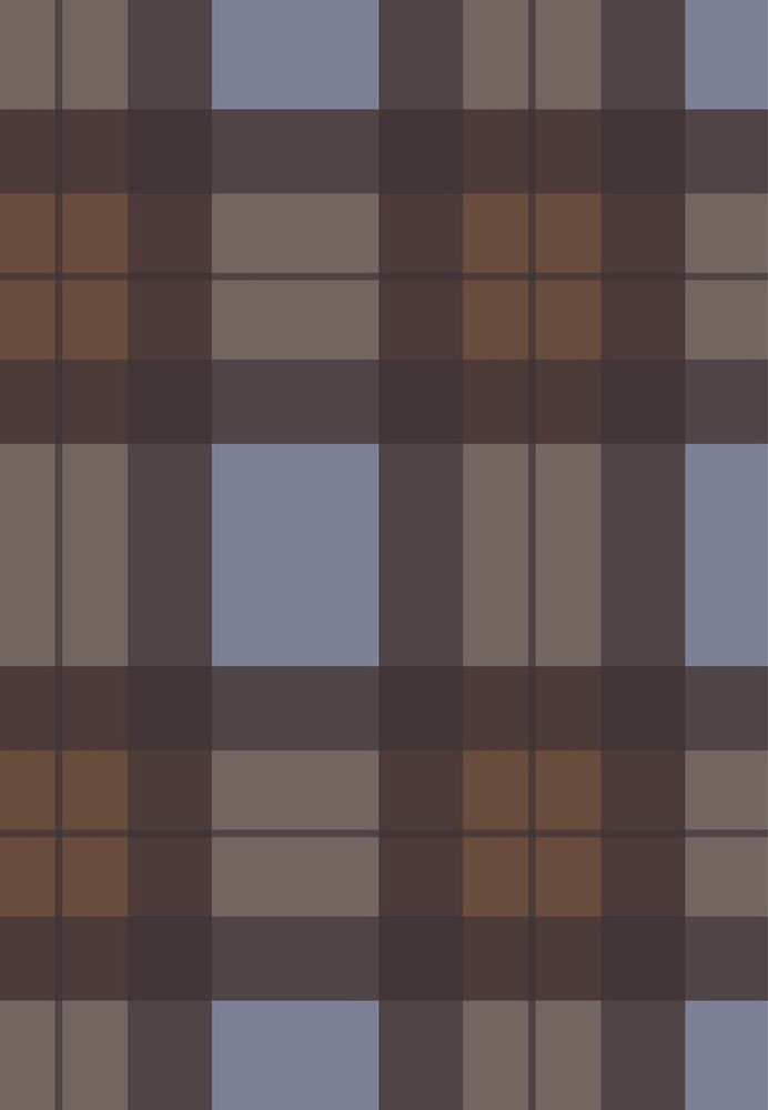 Outlander Inspired Tartan Plaid by ObsurdDesigns